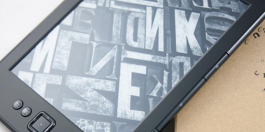 e-book reader per il lettore mobile
